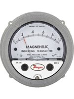 Дифференциальный трансмиттер — тягонапоромер Magnehelic ® серии 605