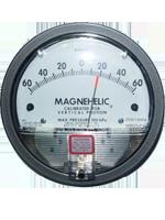 Дифференциальные манометры — тягонапоромеры Magnehelic ® серии 2000