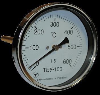 Термометры ТБУ-100 (осевые)
