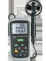 DT-618 Анемометр-термометр