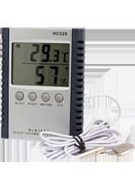 Термометр-гигрометр с выносным датчиком НС-520