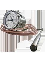 ТГП-100Эк-М1; ТКП-100Эк-М1 Термометры манометрические показывающие электроконтактные