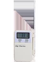 Термометр электронный многофункциональный со щупом WT-2